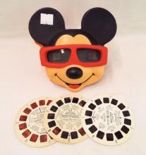 Walt Disney Character View Master