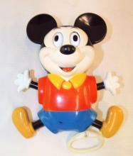 Walt Disney Illco Mechanical Music Box
