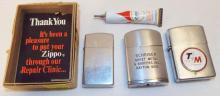 Group Of 3 Lighters