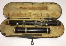 Antique Nach H. F. Meyer Hannover Flute