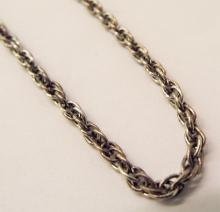 Sterling Silver Necklace/chain