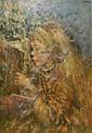 Michael Sarisky oil on canvas
