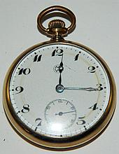Montgomery Ward & Co. 16 Jewel pocket watch