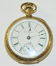 Seth Thomas pocket watch