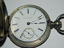 Ilinois Watch Co. pocket watch