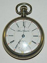 Illinois Watch Co. pocket watch