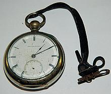 New York Watch Co. pocket watch