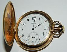 Omega 7 jewel pocket watch