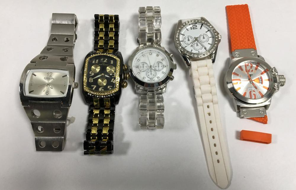 Group Of Misc. Watches
