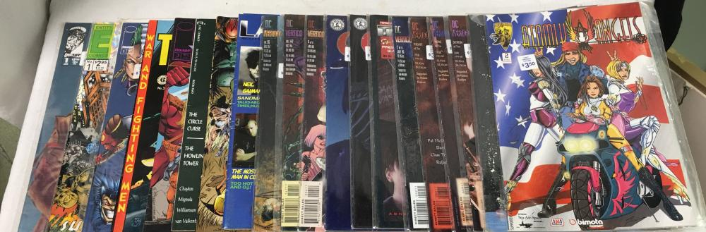 Group Of 20 Misc. Comic Books