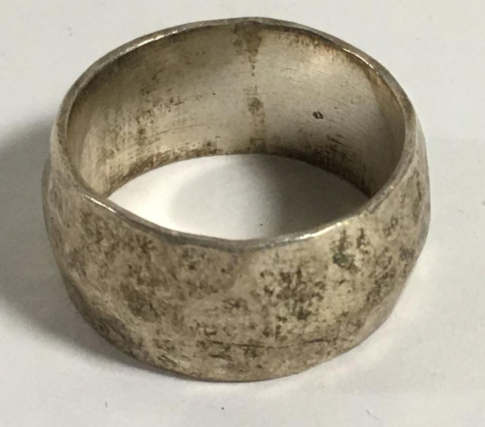 Mexico Sterling Silver Ring
