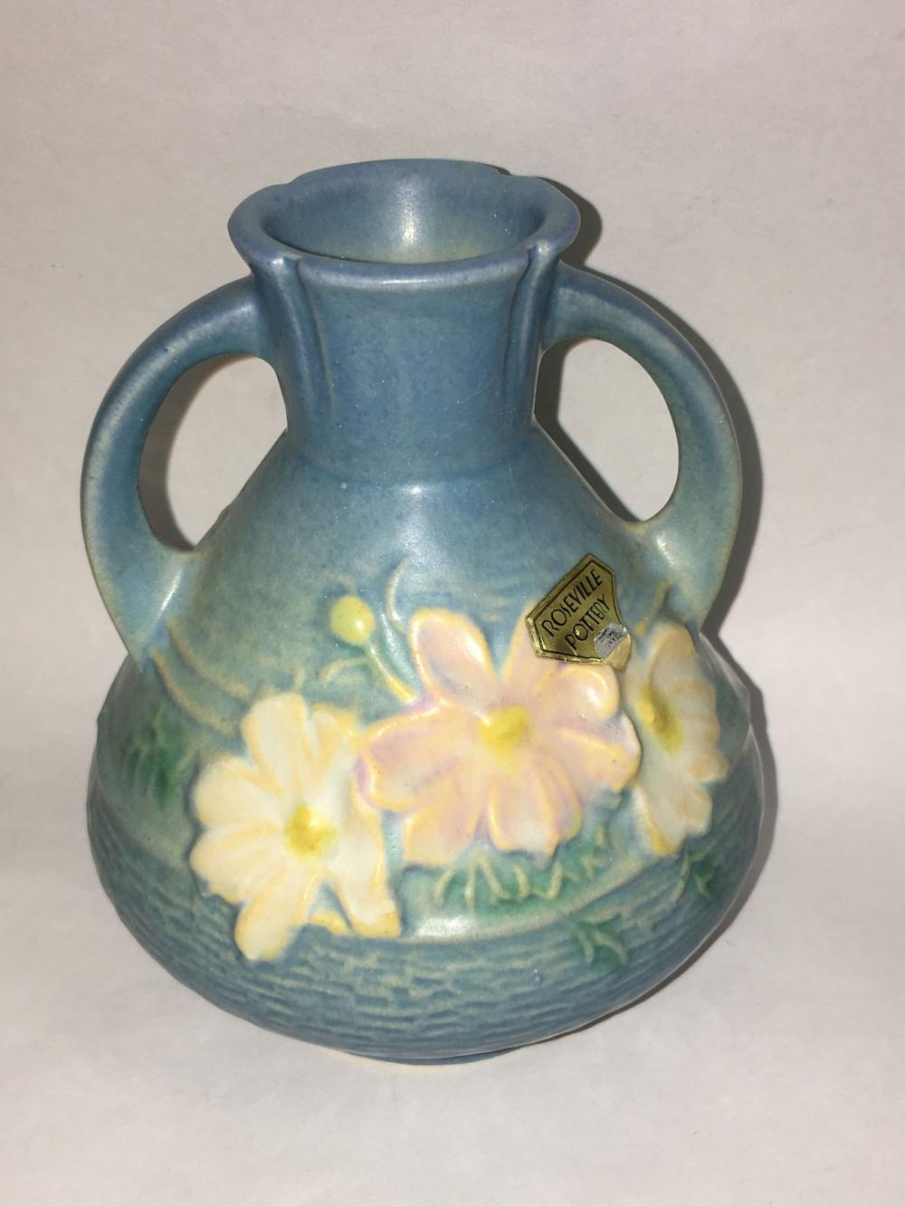 Roseville Art Pottery Vase