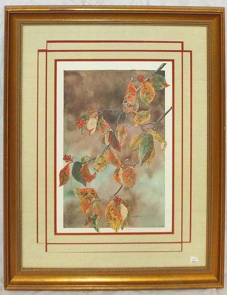 Pencil Signed Connie Proco Prints