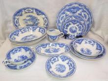 John Maddock & Sons Dinnerware Set, Bombay