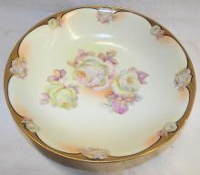 Prussia Royal Rudolstadt Porcelain Bowl
