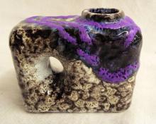 Glazed Pottery Jar