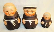 Group Of Goebel W. Germany Friars