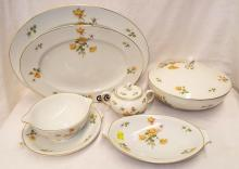 Rosenthal Porcelain Dinnerware Set, Aida