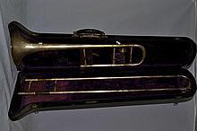 Wurlitzer American Trombone in Case
