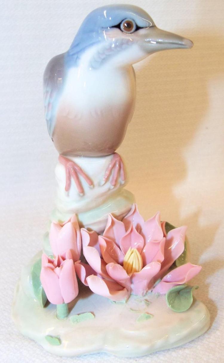 Lladro figurine of bird - Consider including lladro porcelain figurines home decoration ...