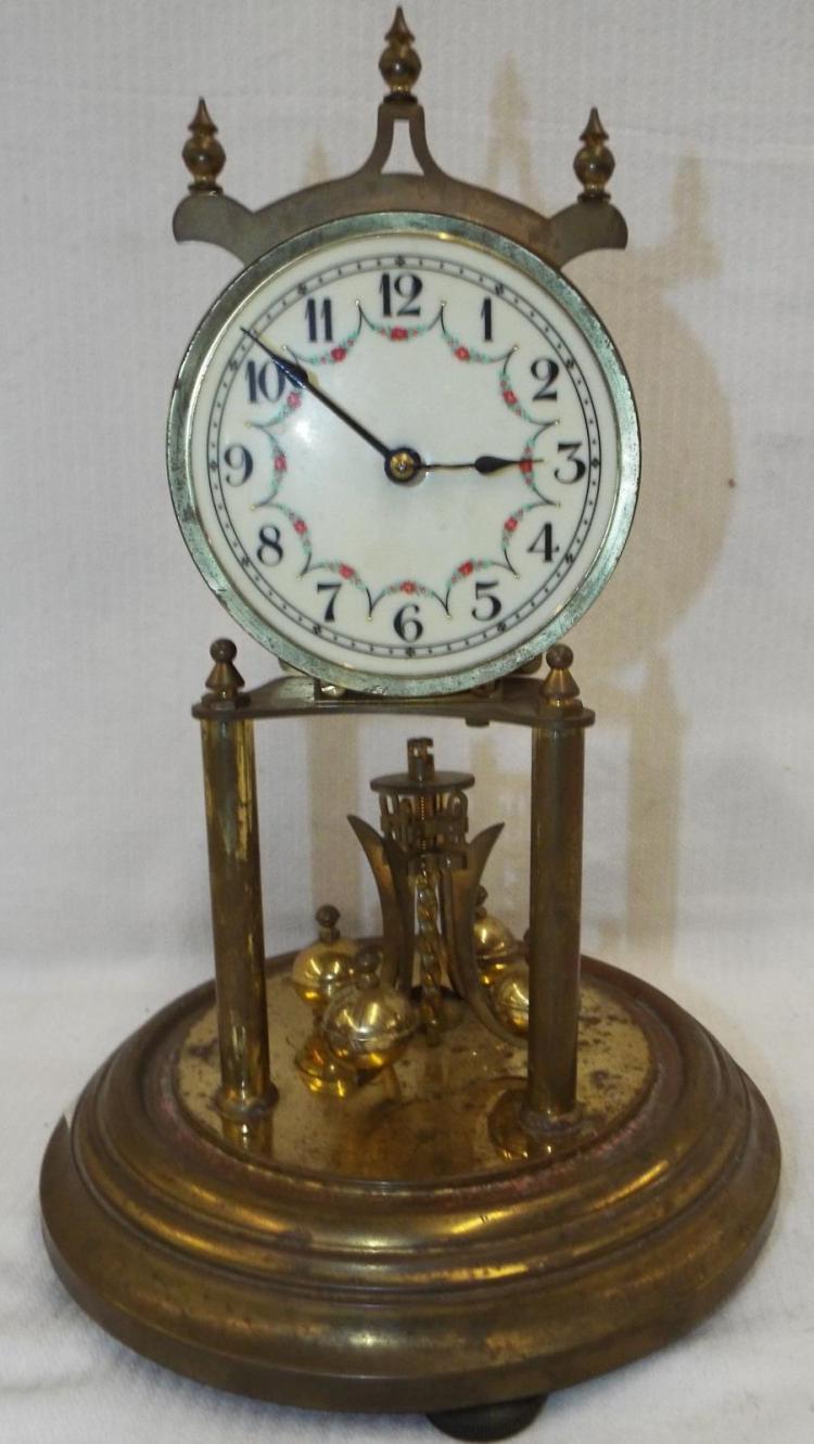 Kieninger Oberfell West Germany Anniversary Clock