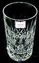 8 Waterford crystal cups