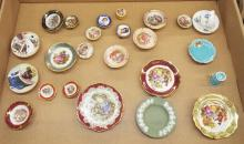 Group Of Miscellaneous Porcelain Trays
