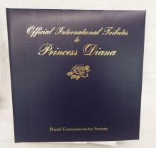 Princess Diana Commemorative Album