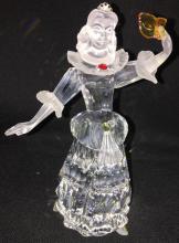 Swarovski Crystal Masquerade Columbine