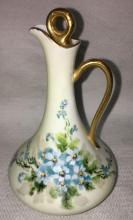 Royal Austria Porcelain Floral Cruet