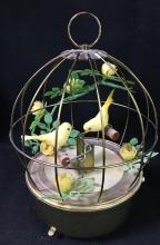 Musical Mechanical Bird Cage