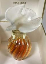 Lalique Nina Ricci Perfume Bottle