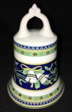 Hutschenreuther Germany Porcelain Dinner Bell