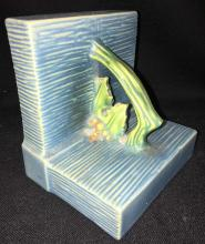 Roseville Art Pottery Bookend