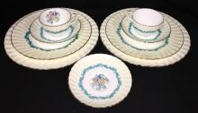 Group Of Minton Bone China Dinnerware, Ardmore
