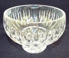 Marquis Waterford Crystal Footed Bowl