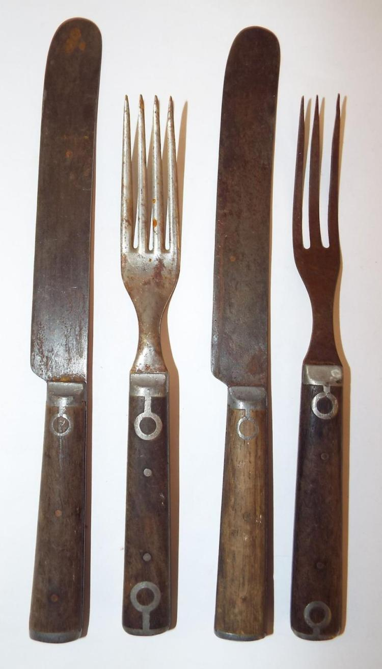 Set of knives and forks - Knives and forks sets ...