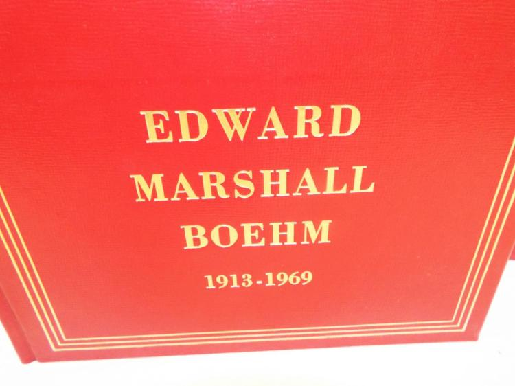edward marshall boehm inc swot This case is very short (one page document): it is about edward marshall boehm, inc 1 the following is the instruction from prof: read the case and think about how you would analyze it.