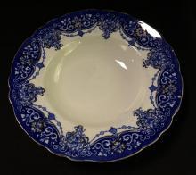 Flow Blue Bowl, Albert