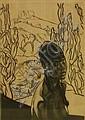 Cyrus LeRoy Baldridge engraving