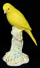Royal Worcester Canary