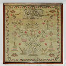 Fine 19th Century Sampler