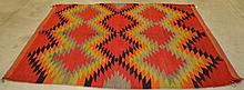Navajo Indian Blanket, Ca. 1900