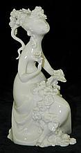 Signed Rosenthal Figurine