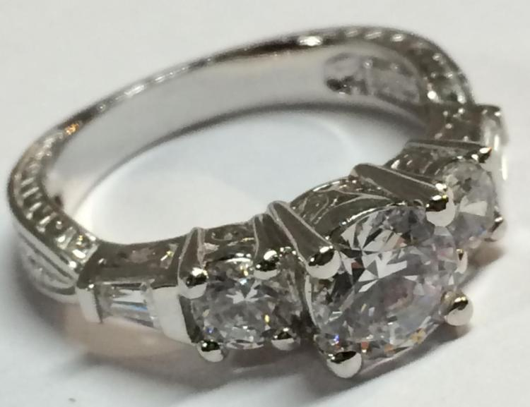 how to clean stones on rings