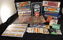 Large Collection of Baseball Cards & Collectibles