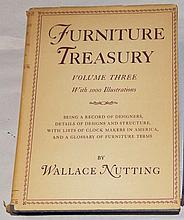 Wallace Nutting Furniture Treasury