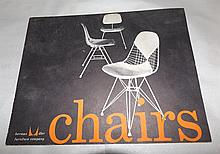Herman Miller Furniture Company Chairs Booklet