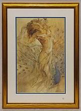 Signed & Numbered Print of Nude