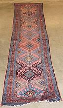 Hand Made Hall Runner Rug
